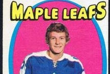 My favourite Vintage cards / Pre 1989 hockey cards