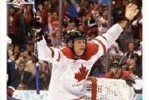 Winter Olympics Hockey Cards / Pictures of cards from the Winter Games.