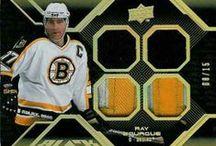 Raymond Bourque Hockey Cards / Some great Ray Bourque cards #Bourque