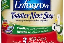 Baby food and supplies- From Amazon