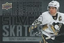 Sidney Crosby Hockey Cards / Pictures of assort Sidney Crosby hockey cards