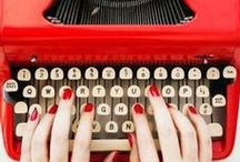 Typewriter Universe / Beautiful #typewriter pics, for #writers and #lovers. Because the #art of #writing is inspirational.
