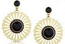Kebros - Jewelry Collection / Gioielli dal fascino orientale in ottone e cristalli