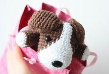 hackovane zvieratka/crochet animals