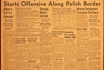 World Wars / WWII in Poland and polish war history