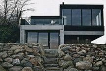 Casas - Arquitetura