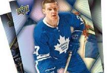 Tim Horton's Hockey Cards / The new 2017-18 Tim Horton's Upper Deck Hockey Cards.