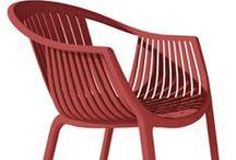 Plastic Chairs / furniture home decor