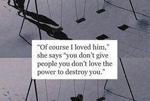 Heartbreak/Sad Quotes