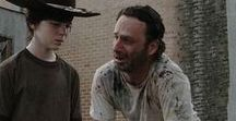 Poor Coral! - The Walking Dead Carl Grimes Memes / Poor Coral gets a tough time of it from his Dad Rick Grimes in these hilarious memes from The Walking Dead #TWD