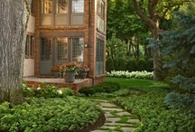 outdoor spaces / by Holly Murphy