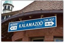Kalamazoo / by Bridgett Colling