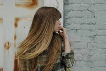 lovely long hair / Long hair, don't care?  This board is full of pins of gorgeous lengthy manes, true Rapunzels in the making.  Be sure to check out our board full of styles we love, there are some amazing long haired muses there.
