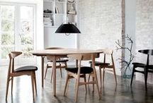 Hans Wegner / A board dedicated to Danish Designer Hans Wegner.