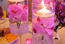 creative centerpieces / by Nancy Howe