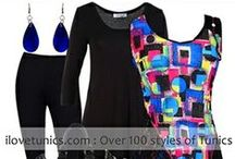 Sets by I Love Tunics / Best selection of Tunics & matching accessories ~ Flat postage worldwide ~ Petite to Plus sizes ~ www.ilovetunics.com