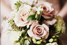 Antique Rose Wedding / #rusticwedding
