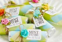 Pretty Packages / ~ Fun little inspirational packing ideas for parties, weddings, birthdays and special events ~