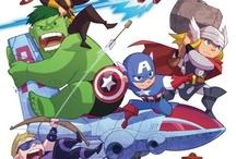 Avengers & co