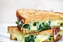 Grilled Cheese / by Malorie Lucich
