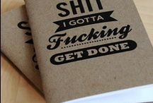 hand printed on, boxes & packaging / by Rocio Seijas