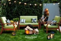 outdoor spaces / by Malorie Lucich
