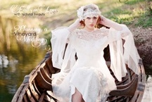 Inspiration: Wedding (Specific) / Inspirational things for a wedding (date: ~ October 2014). / by Brittanie Loren