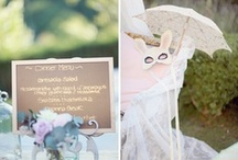 Inspiration From You: Wedding Ideas / Inspirational things for my wedding that others can pin for me to check out (invites only). Feel free to add anything you think I might like, and check out my other wedding themed board to see generally the style I'm aiming for (http://pinterest.com/beyourpet/wedding-mood-board/). / by Brittanie Loren