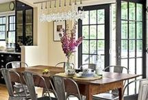 dining room / by Malorie Lucich