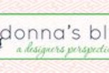 On my Blog: Donna's Blog / Products and spaces featured on my blog  Donna's Blog: A Designer's Perspective www.donnavining.com