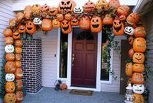 Halloween & Fall - the greatest of all / everything halloweeney and autumn like