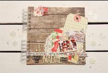 scrappin' mini style / mini scrapbooks - my fave!!!