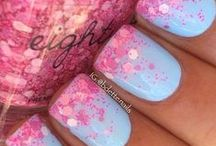 nail designs / all things about painting nails...mostly for H <3