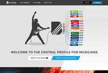 Come Promuovere Musica Online / Catalogo di tutti i migliori servizi e siti web su Internet dove promuovere e far conoscere la propria musica