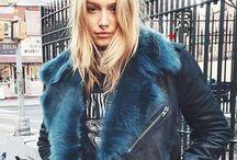 rock 'n roll + glamour / by Grace Penhale