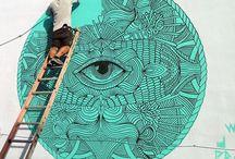 the arts / by Grace Penhale