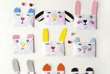 How To: Kid's Arts & Crafts / by Brittanie Loren
