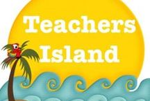 Teachers Island / Fun educational resources for K-6 teachers.  https://www.teacherspayteachers.com/Store/Teachers-Island