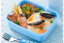 How to: Food - Bento Lunch Design / by Brittanie Loren