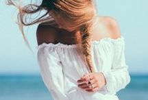 Summer Mood / Summer style, summer spots, summer hair, summer skin, summer accessories, summer inspiration!