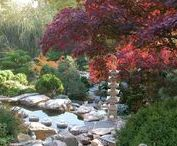 Glorious Gardens / Images of the Hillwood gardens throughout the years