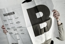 newspaper / by Kristina Krogh