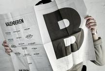 newspaper / by Kristina Krogh
