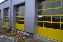 Usi de garaj sectionale industriale MCA