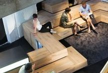 Office Breakout Spaces