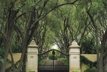 Grand Entrance / Ideas for creating an inspiring front entrance