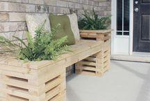 Outdoors/Garden Ideas