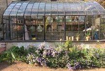serres, greenhouses