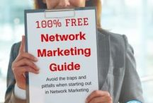 Network Marketing / Work from home in your own Network Marketing Business