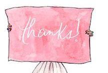 GRATITUDE IS ALL ... / Gratitude ...